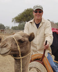 Don on Camel