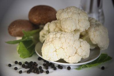 Cauliflower sp400w