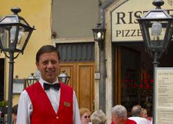 Florentine Waiter