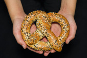 Gomasio Pretzel