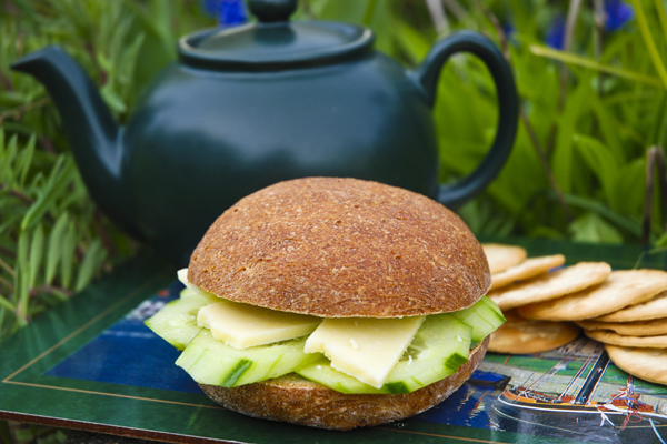 Traditional British Baps Recipes — Dishmaps