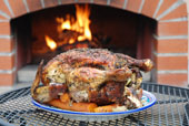Woodfired Roast Chicken