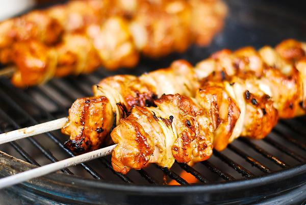 Tender Tasty Teriyaki Chicken Kebabs | Sortachef