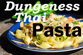 Dungeness Thai Pasta