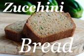 Doris Light Zucchini Bread