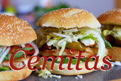 Cemitas Sandwiches