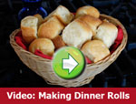 Video Link to Making Dinner Rolls