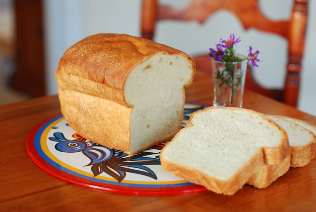 Amish Country White Bread