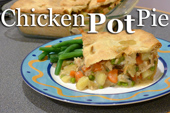 Family Friendly Chicken Pot Pie